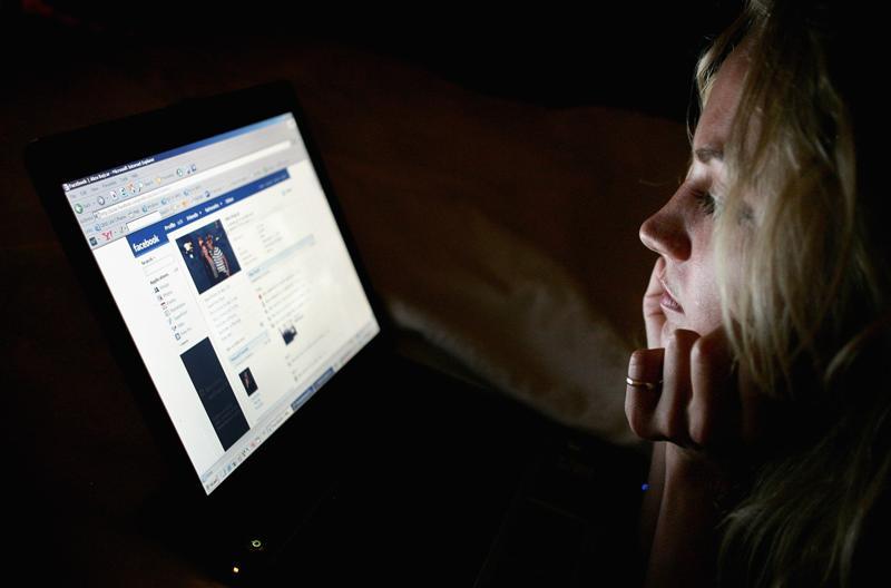 facebook solitudine